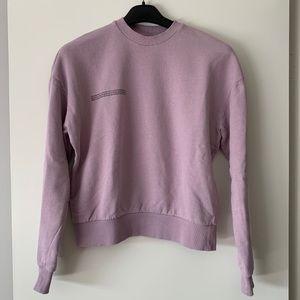 THE PANGAIA Lightweight Earl Grey Sweatshirt XS